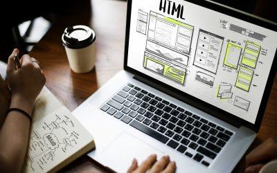 Cinq erreurs lors d'une création de site web